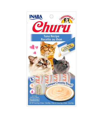 Churu® Puré Receta de Atún