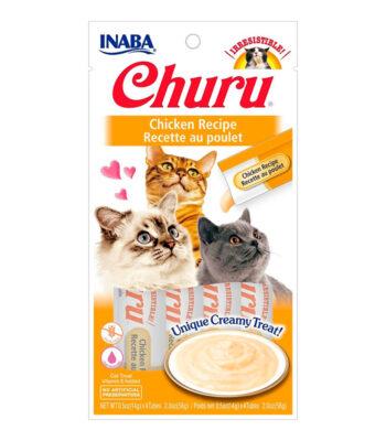 Churu® Puré Receta de Pollo