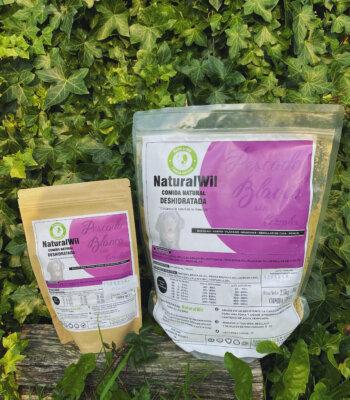 NaturalWil Menú Deshidratado de Pescado Blanco
