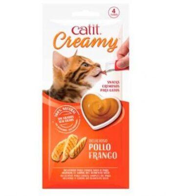 Catit Creamy Receta de Pollo