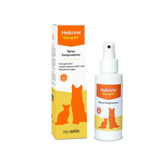Heliovet Spray Protector Solar