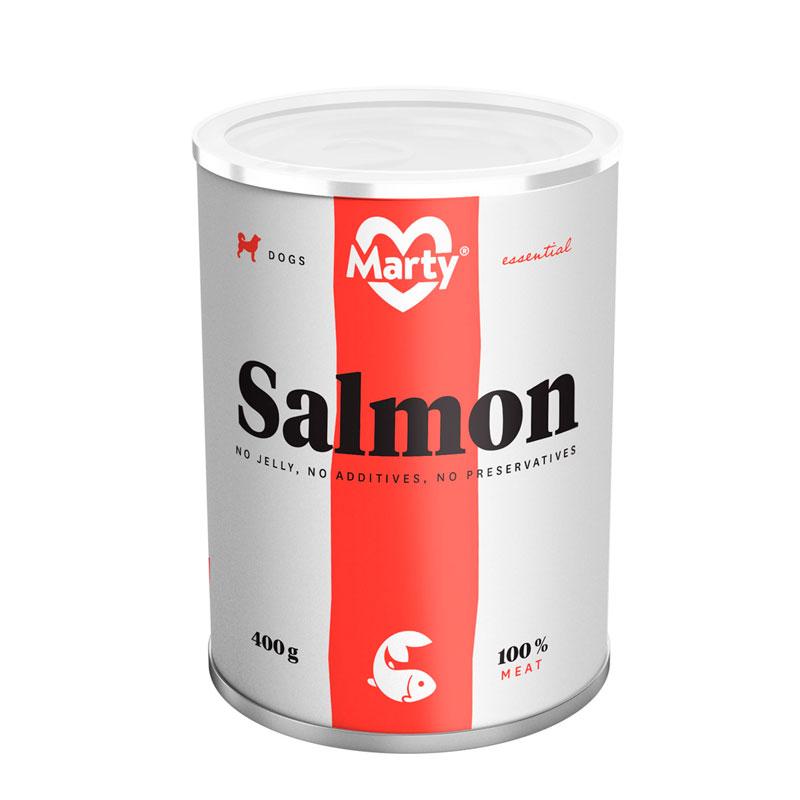 Marty Salmón Monoproteico