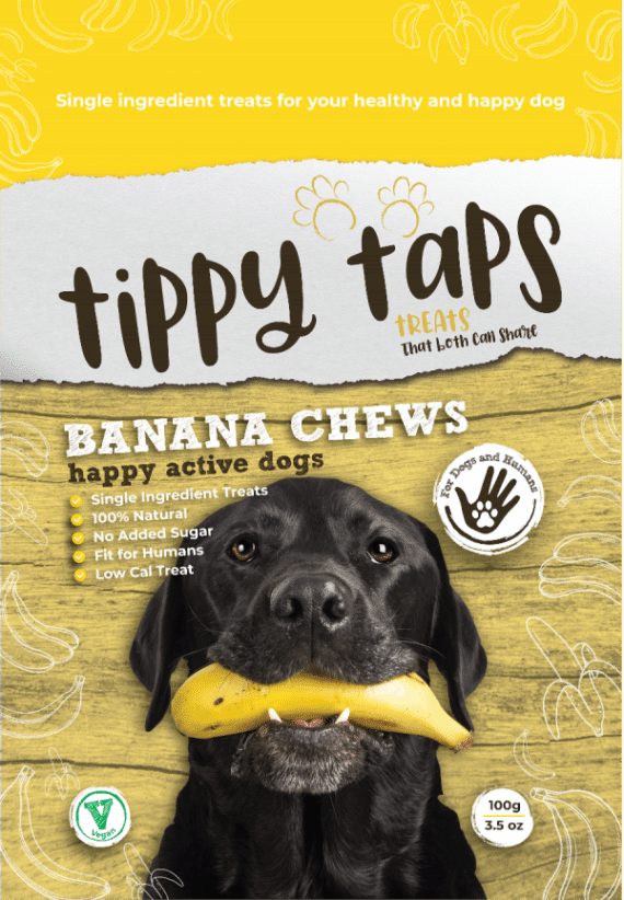 Snacks Tippy Taps Banana
