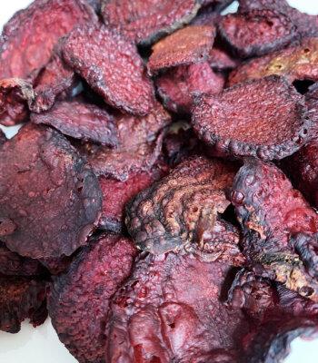 Chips de Remolacha Ecológica
