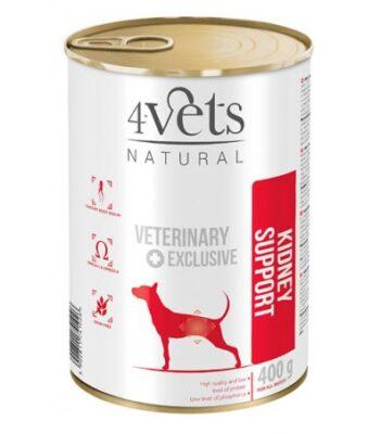 4Vets Urinary Perros - Problemas Renales