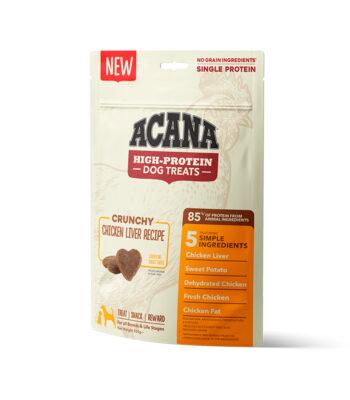 Acana Snacks Crunchy - Hígado de pollo