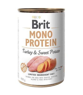 Brit Receta Monoproteica Pavo y Boniato