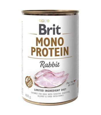 Brit Receta Monoproteica Conejo