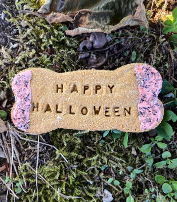 Huesito Halloween Exclusivo Ole tus huellas