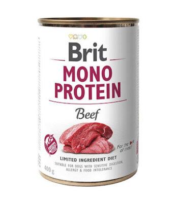 Brit Receta Monoproteica Ternera