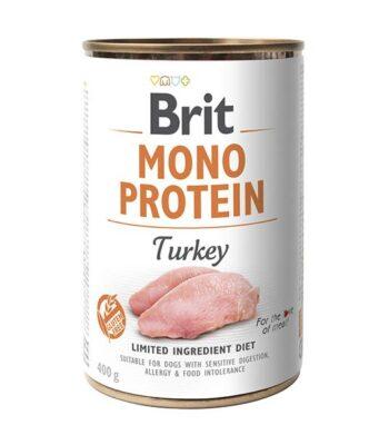 Brit Receta Monoproteica Pavo